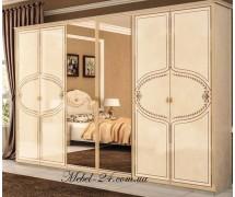 Шкаф 6Д Мартина с зеркалами