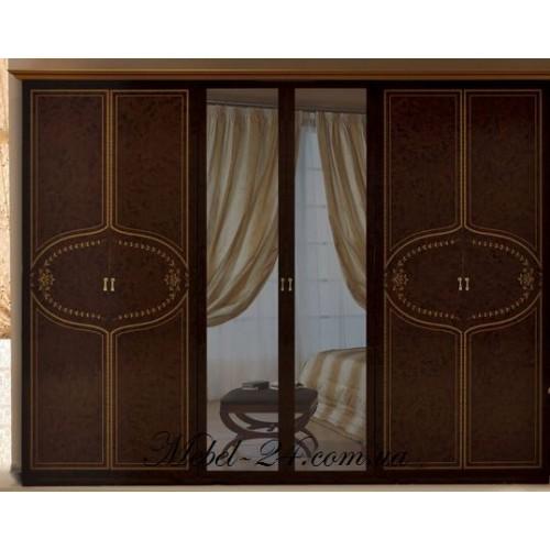 Шкаф 6Д Мартина Голд