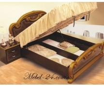 Кровать подъемная 2сп Мартина Голд