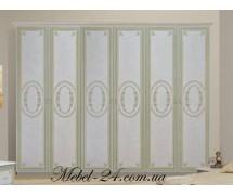 Шкаф 6Д без зеркал Примула Миро-марк
