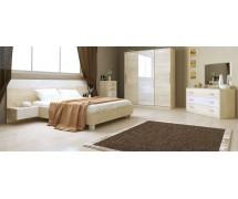 Спальня Соната Дуб Сонома комплект