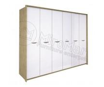 Шкаф 6Д Миллениум