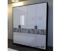 Шкаф 4Д без зеркал Терра Миро-марк