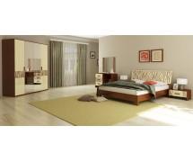 Спальня Терра комплект 4Д Миромарк