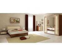 Спальня Виола Ваниль Miromark