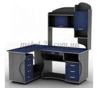 Компьютерный стол наборной Су-7к, Сп-7к, тумба Т-4