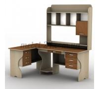 Компьютерный стол наборной Су-8, Сп-10, тумба Т-3