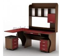 Компьютерный стол наборной Су-9, Сп-3, тумба ТКМ-3