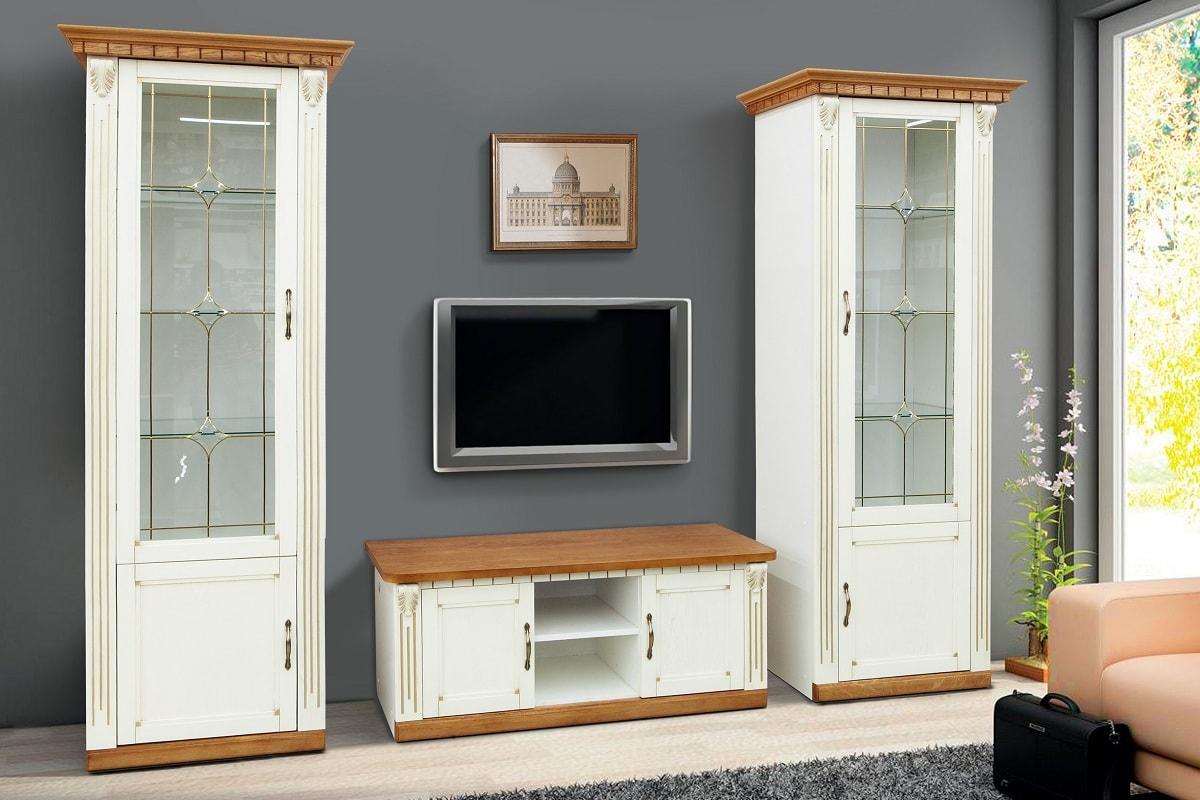комплект гостиной Freedom с тумбой микс мебель